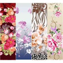 3d печать 100% полиэфирная ткань для домашнего текстиля