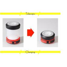Venta caliente nueva linterna solar portátil al aire libre del LED que acampa