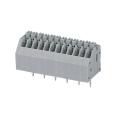 Plastic PCB Spring Terminal Block