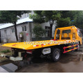 JAC Flat-bed Tow Wrecker للبيع