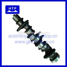 El cigüeñal de las piezas del motor diesel del funcionamiento de la alta calidad excelente para CUMMINS QSB 4.5 3968176