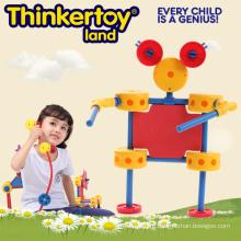 Китай пластиковые строительные блоки Bicks построить игрушки недорогие