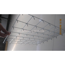 Welded Wire Mesh with Nail Side for Fencing