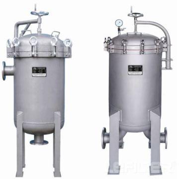 Filtre à manches en acier inoxydable pour produits pétroliers