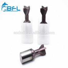 BFL Спиральный фрезерный наконечник из карбида вольфрама Ласточкин хвост