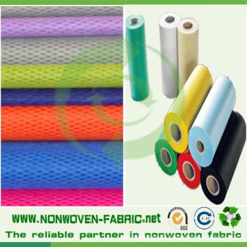 Tissu polypropylène Spunbond non-tissé PP