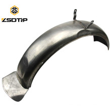 SCL-2015030074 China factory supplier motorcycle front fender for 750cc motorcycle part