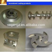 carcaça de fundição de aço inoxidável ss316