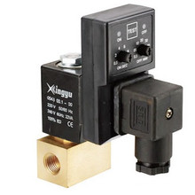 Electric Timer Controlled Solenoid Automatic Drain Valve (CS-720)