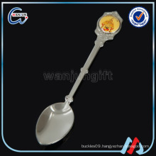 Logo Engraved Spoon,Zinc Alloy Spoon,Antique Spoons