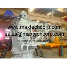 Customized Electric-Hydraulic Telescopic Boom Deck Pedestal Marine Crane