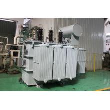 6кВ 10кВ Трансформатор с масляным погружением серии ZHS