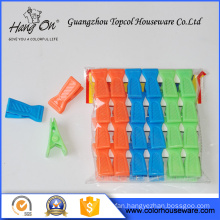 Small clothes plastic clips