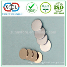 cheap price strong power round cylinder disc button magnet