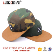 Supreme camouflage 5 panel hat