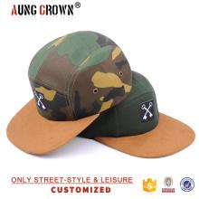 Chapéu de painel Supremo de camuflagem 5