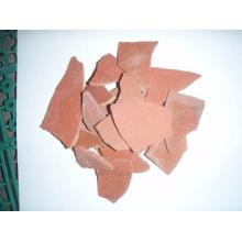 Sodio sulfuro escamas rojo industria del cuero