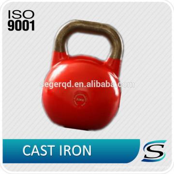 Bola de alta calidad de la caldera del kettlebell de epoxy