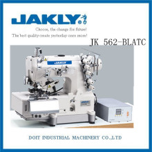 JK562-BLATC DOIT Sightly tiene una máquina de coser industrial de interbloqueo de menor costo