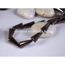 AAA qualidade cristal torre de vidro grânulos