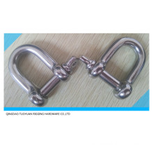 Stainless Steel European D Shackle