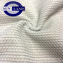 3.5% carbon fiber anti-static pique mesh fabric for Insole and clothing