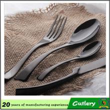 Couverts en acier inoxydable pour cuillères et fourchettes