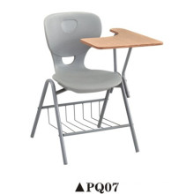 Plastic Chair Office Chair with Tablet for Office