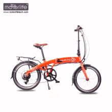 2017 más calientes 36v350w 20 '' plegable mini bicicleta eléctrica con batería oculta, ebike de china