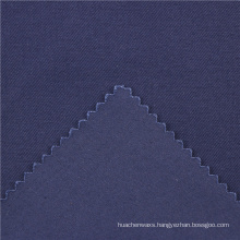 21x21+70D/140x74 264gsm 144cm deep sea blue double cotton stretch twill 2/2S woven fabric garment durable stretch fabric