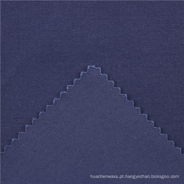 21x21 + 70D / 140x74 264gsm 144cm de profundidade azul marinho algodão dupla estiramento sarja 2 / 2S China fábrica tela história tecido espandex