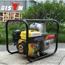 BISON China Taizhou WP40 Gasolina Motor Bomba de água 4inch Com 177F Motor a gasolina