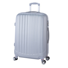 ABS Hardside Plastic Travel Trolley Luggage with Air Craft Wheels