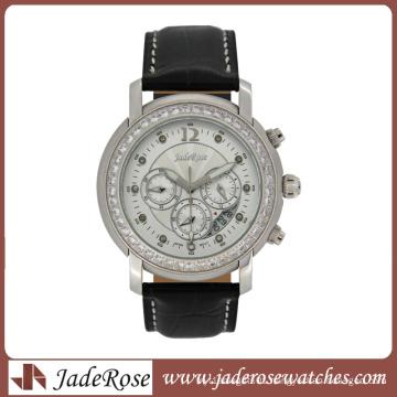 Exquisite Diamond Lady′s Watch. Fashion Women′s Watch