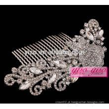 Festa de noiva peça de noiva tiara de alta qualidade
