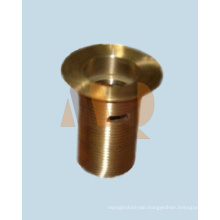 Precision Brass CNC Lathe Processing Parts & Precision CNC Turning Parts (MQ2054)