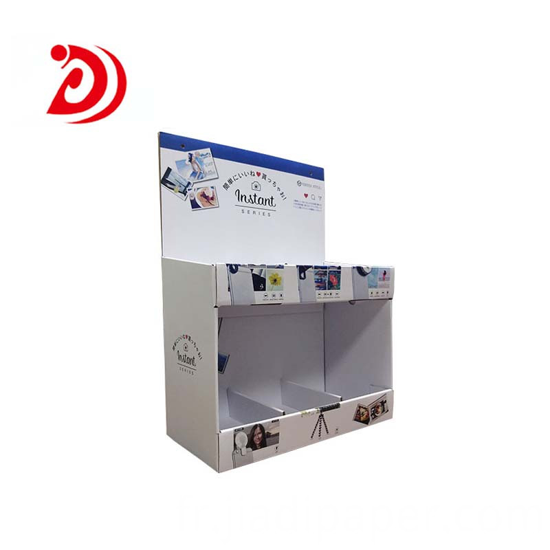 Corrugated Cardboard Display stand