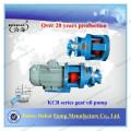 Precio de fábrica - bomba de engranajes de la serie KCB de flujo grande / bomba de aceite / lubricación
