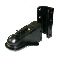 Trailer Parts - Adjustable Forged Coupler
