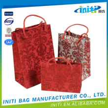 Custom reusable hot sale Jewelry Paper Packaging Bag