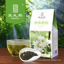 Jasmine tea, China Jasmine green tea