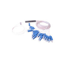 Single Mode Fiber Optik Kabel Splitter Coupler