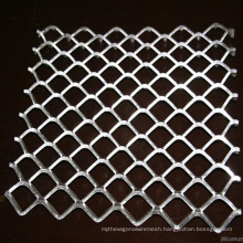 Highways Used Plain Steel Expanded Metal Wire Mesh