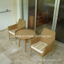 Cushioned Seat Wicker Patio Rattan Garden Outdoor Furniture