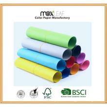 Tablero de papel del color (225GSM - 10 colores mezclados)