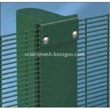 Powder Coated Anti Climb 358 Security Fence