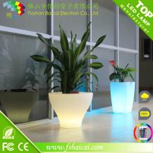 Pot d'éclairage lumineux LED
