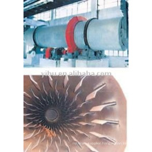 Rotating barrel Dryer