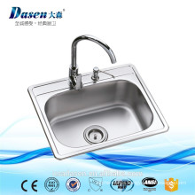 Euro Hot Home Appliance Fossil Sink Modern Bathroom Sink Cupc Stainless Steel Kitchen Washing Granite Sink