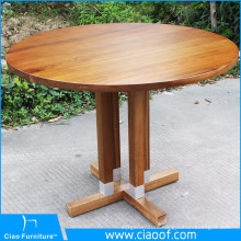 China Company Wholesale Cheap Teak Wood Coffee Table
